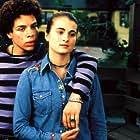Joanna Chilcoat and Robin de Jesus in Camp (2003)