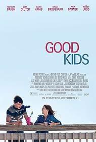 Nicholas Braun and Zoey Deutch in Good Kids (2016)
