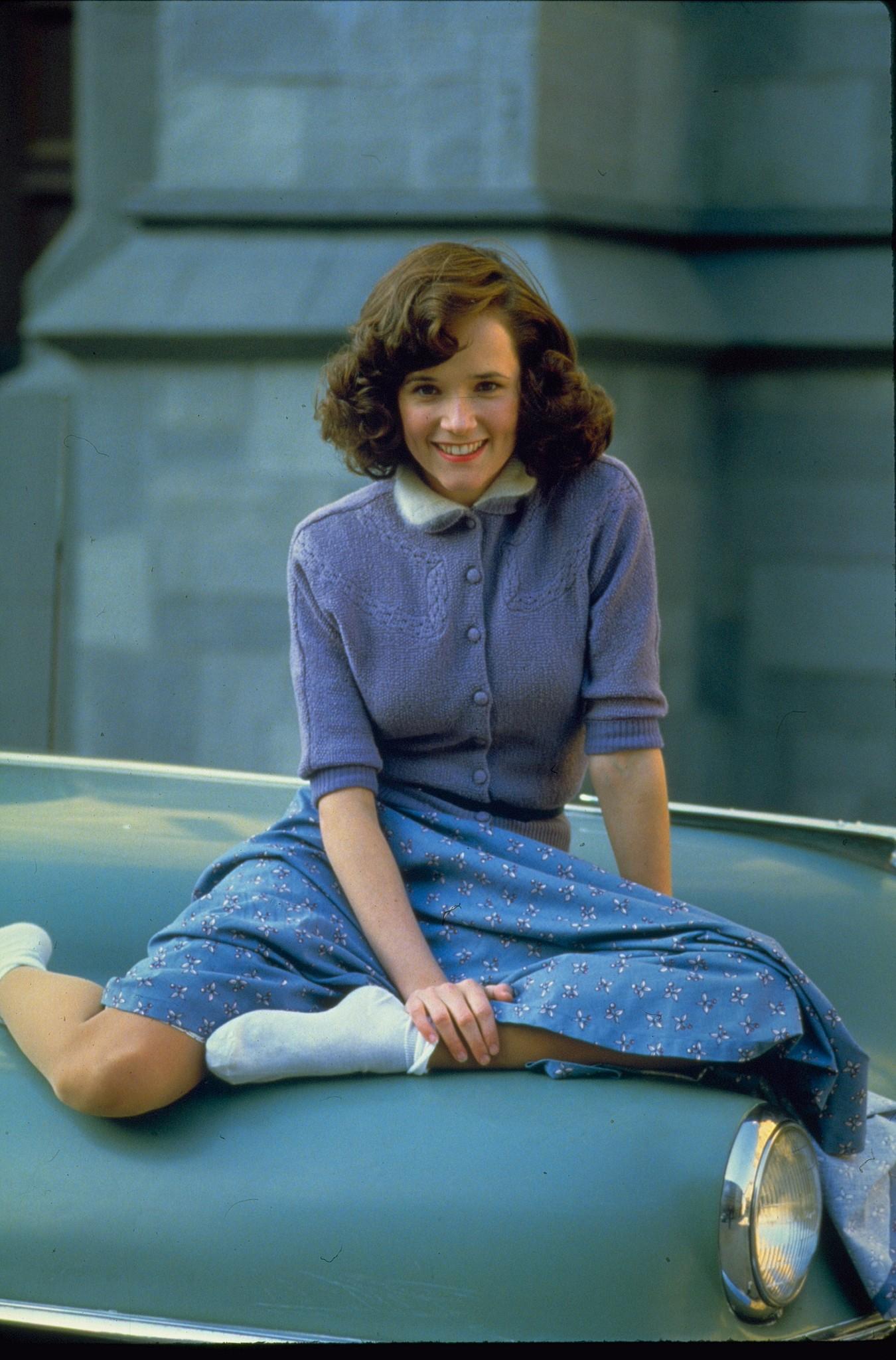 Lea Thompson in Back to the Future (1985)