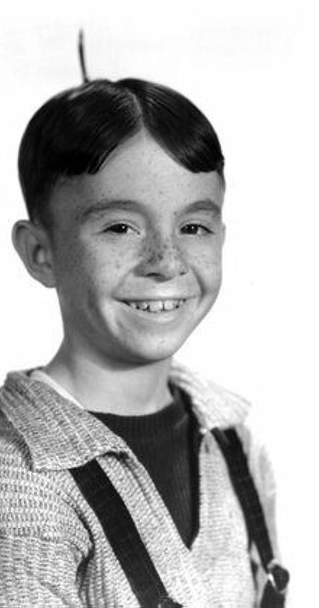 Carl \'Alfalfa\' Switzer - IMDb