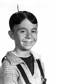 Primary photo for Carl 'Alfalfa' Switzer