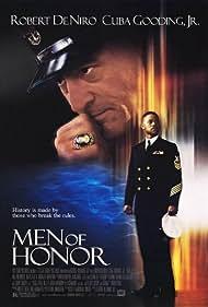 Robert De Niro and Cuba Gooding Jr. in Men of Honor (2000)