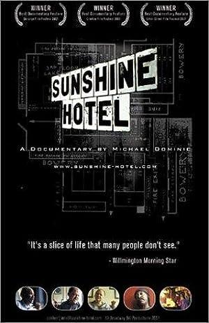 Where to stream Sunshine Hotel
