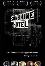 Sunshine Hotel(2001) Poster - Movie Forum, Cast, Reviews