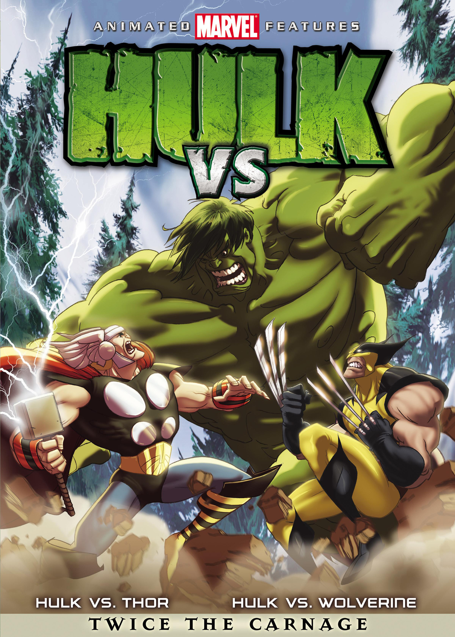 hulk vs 2009 torrent download