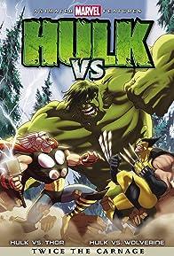 Primary photo for Hulk Vs.