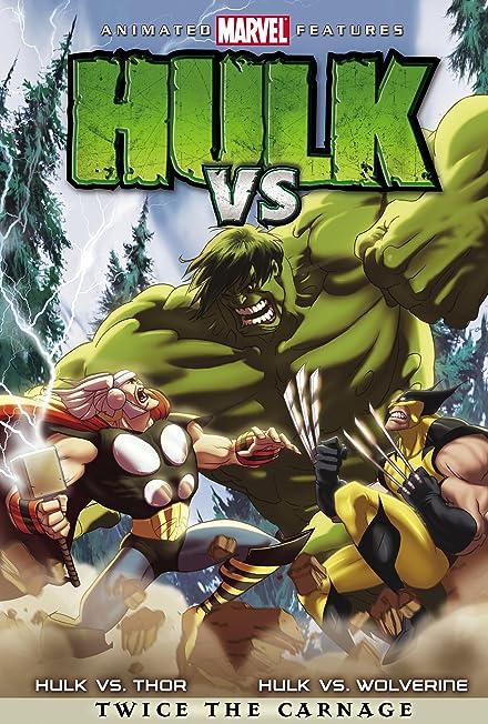 Film: Yeşil Dev Hulk Vs Thor & Wolverine