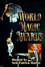 The 2008 World Magic Awards Poster