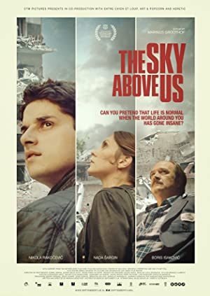 The Sky Above Us poster