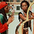 Vanessa Williams and Nicole Powell in Drop Squad (1994)