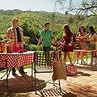 Miranda Robbins and Jordan Blake in Blood Relatives (2012)