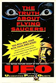 Primary photo for Unidentified Flying Objects: The True Story of Flying Saucers