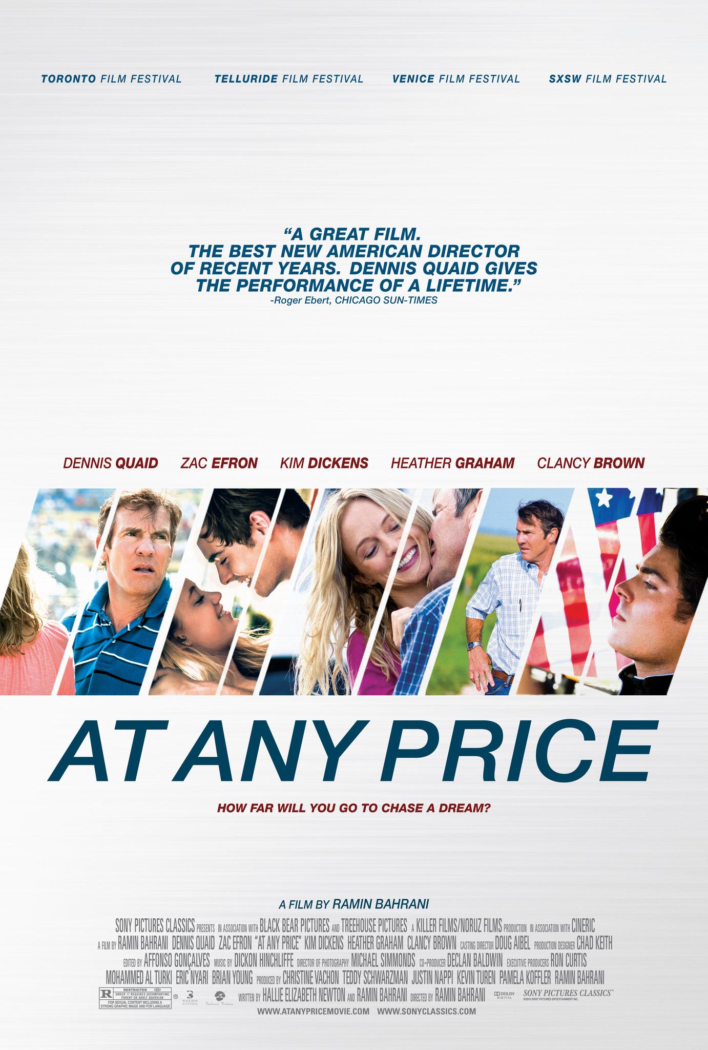 At Any Price - IMDbPro
