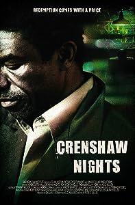 New free 3gp movie downloads Crenshaw Nights [BluRay]