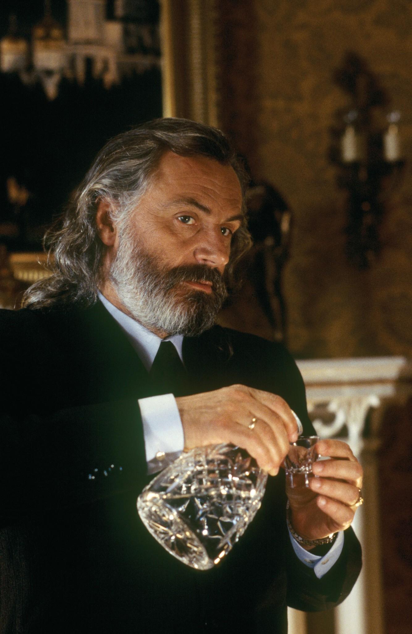 Rade Serbedzija in The Saint (1997)