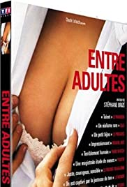 Entre adultes Poster