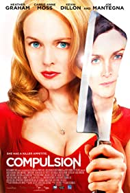 Heather Graham and Carrie-Anne Moss in Compulsion (2013)