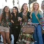 Janel Parrish, Skyler Shaye, Nathalia Ramos, and Logan Browning in Bratz (2007)