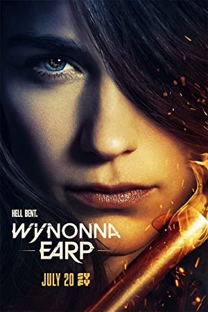 View Wynonna Earp - Season 3 TV Series poster on Fmovies
