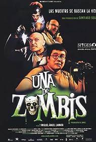 Santiago Segura, Miguel Ángel Aijón, and Miguel Ángel Aparicio in Una de zombis (2003)