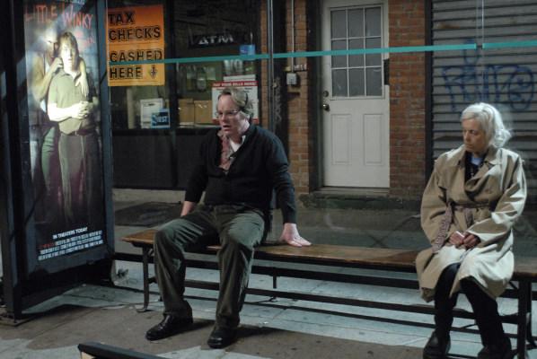 Philip Seymour Hoffman in Synecdoche, New York (2008)