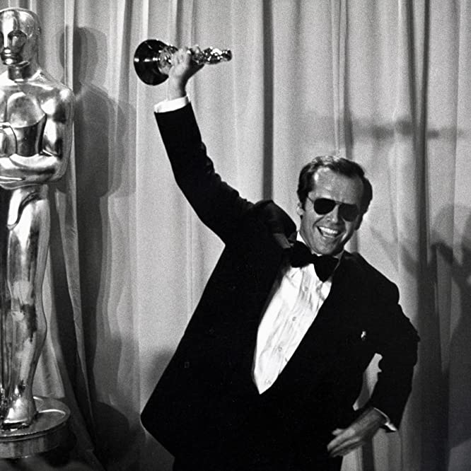 Jack Nicholson at an event for The 48th Annual Academy Awards (1976)