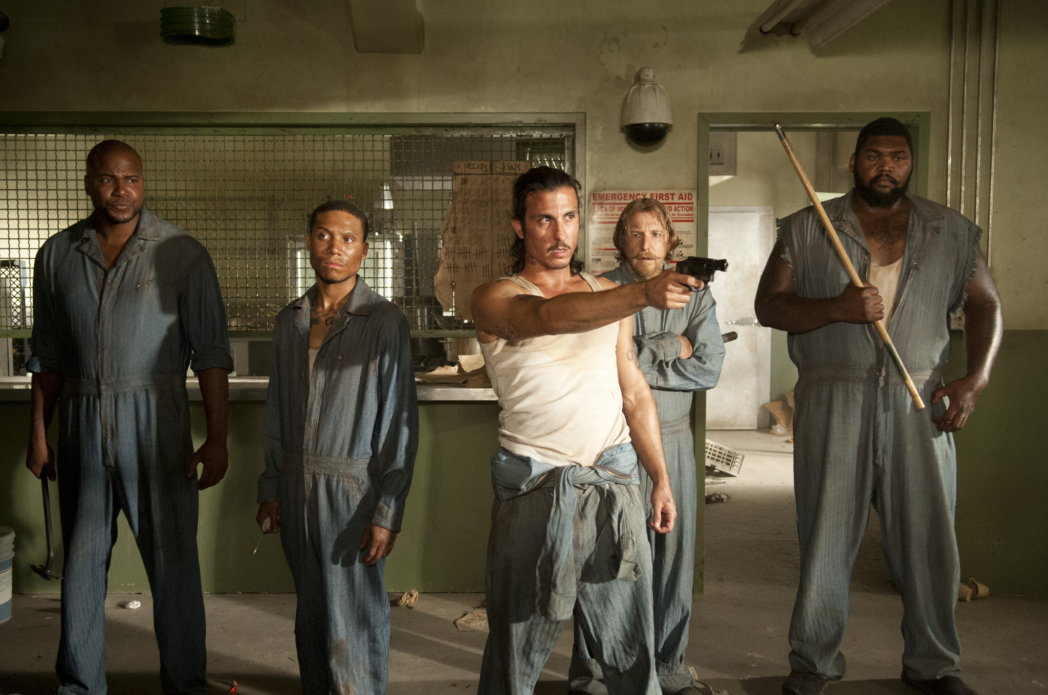 The Walking Dead 3×02 – Enfermo