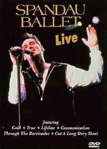 Best movie quality download site Spandau Ballet: Live UK [QuadHD]