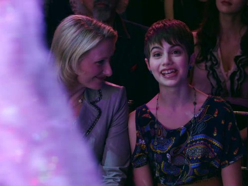Laurie Williams and Sami Gayle in Blue Bloods (2010)