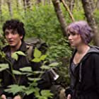 Wes Robinson and Valorie Curry in Blair Witch (2016)