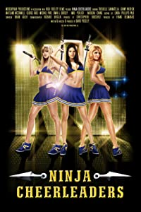 Download hindi movie Ninja Cheerleaders