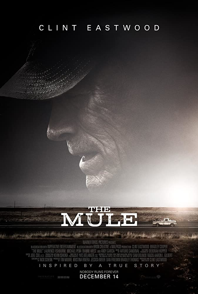 Clint Eastwood in The Mule (2018)