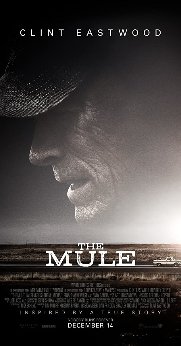 Narkokurjeris / The Mule (2018)