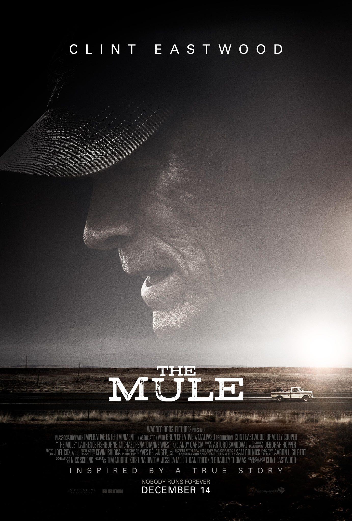 The Mule (2018) HDCAM 720p