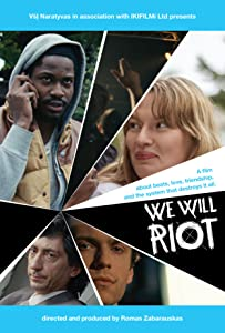Hollywood movie downloading We Will Riot [DVDRip]