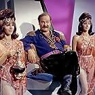 Alyce Andrece, Rhae Andrece, and Roger C. Carmel in Star Trek (1966)
