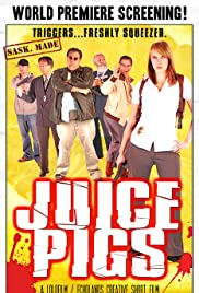 Juice Pigs Poster