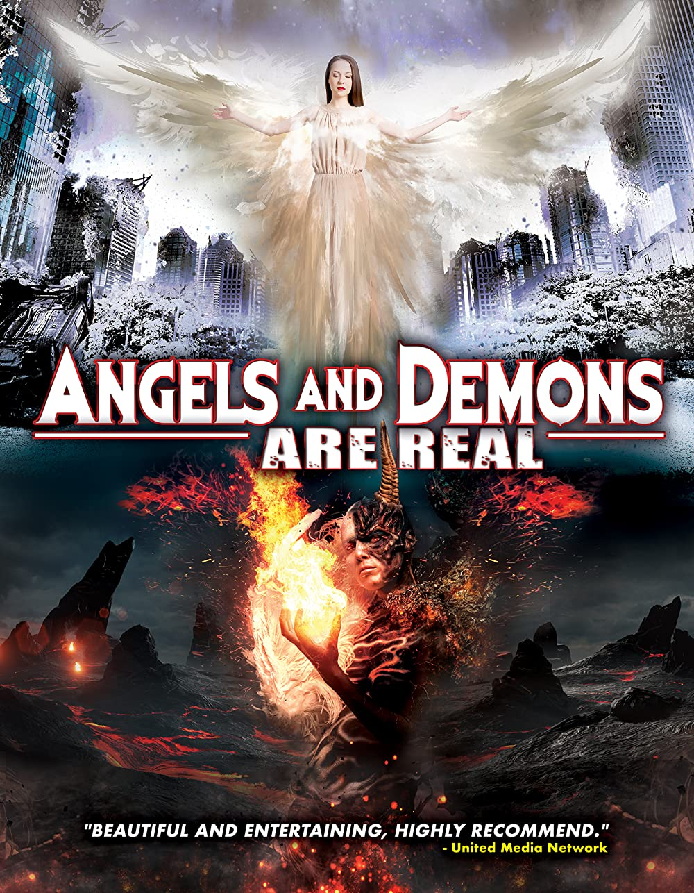 Angels and Demons Are Real Video 20   IMDb