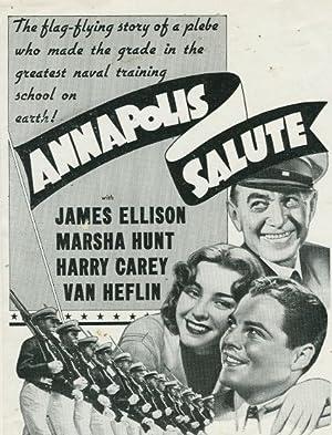Christy Cabanne Annapolis Salute Movie