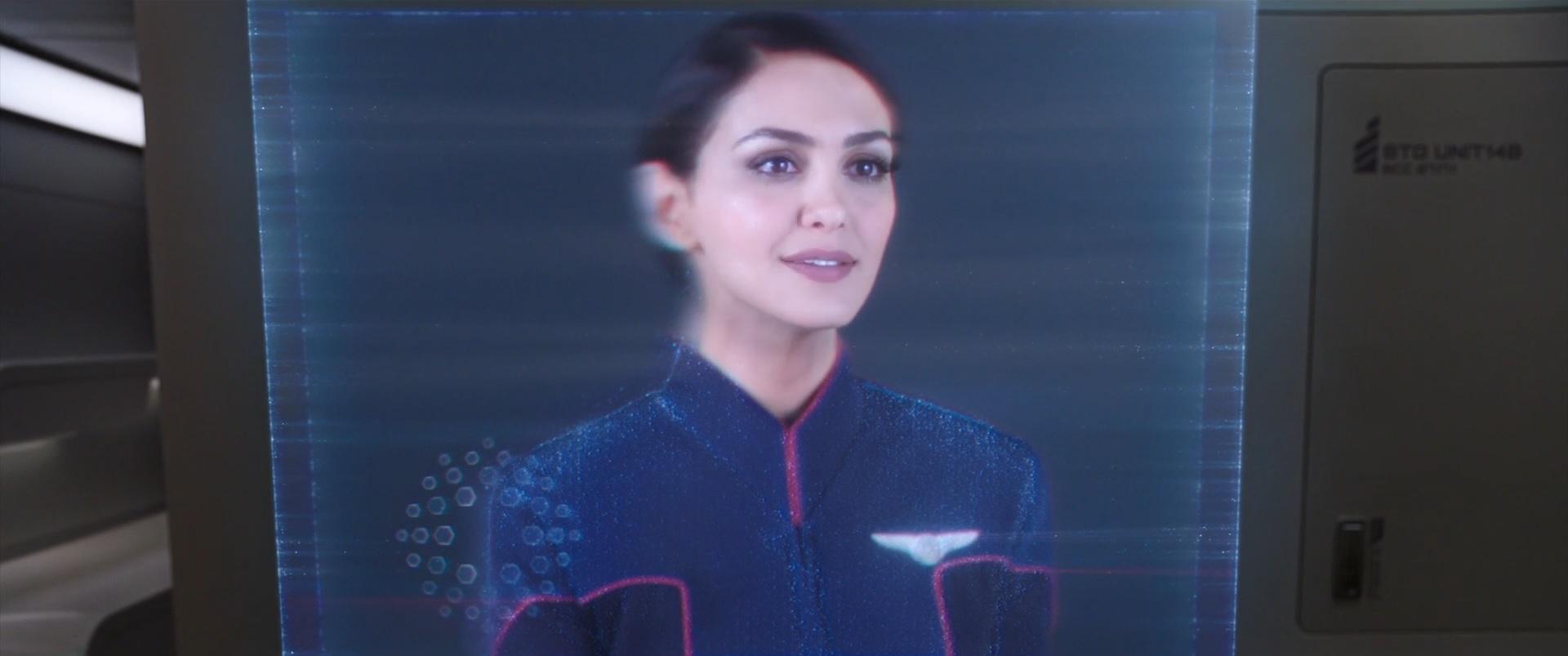 Nazanin Boniadi in Passengers (2016)