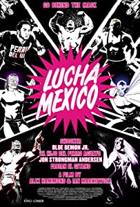Watch full movie for free Lucha Mexico by Brett Whitcomb [HD]