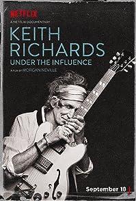Keith Richards – Under the Influenceคีธ ริชาร์ด - ในความมึน