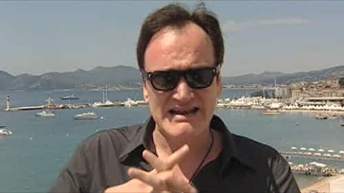 Quentin Tarantino introducing Jail cell clip from Cannes 2009