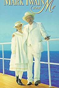Jason Robards and Amy Stewart in Mark Twain and Me (1991)