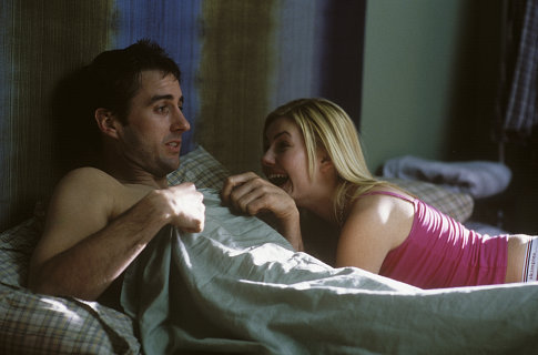 Luke Wilson and Elisha Cuthbert in Old School (2003)