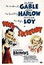 Wife vs. Secretary (1936) Poster