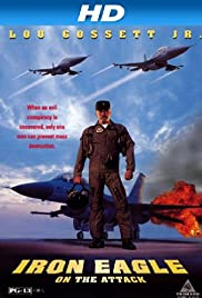 Iron Eagle IV Poster
