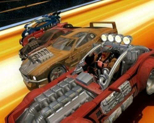 Hot Wheels Acceleracers: Ultimate Race