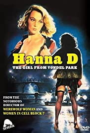 Hanna D. - La ragazza del Vondel Park (1984) Poster - Movie Forum, Cast, Reviews