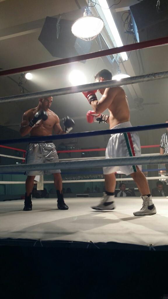 Modelo Commercial-Matthew Jordan and Jorge Garcia